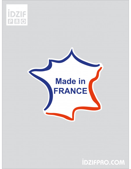 autocollant Made in France