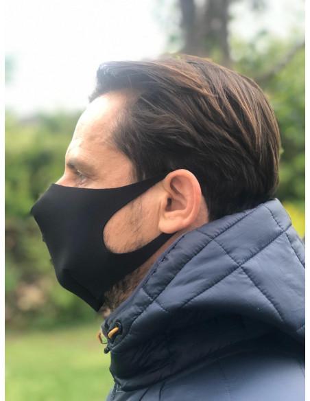 masque barrière lavable et réutilisable