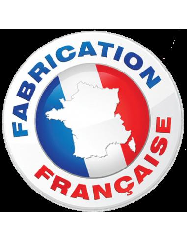 Planche de stickers rond Fabrication française